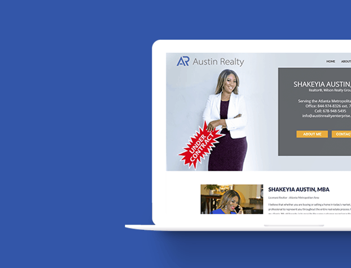 Austin Realty Website